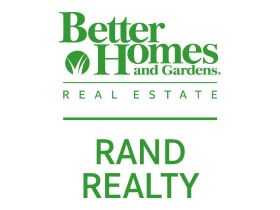 Better Homes and Gardens Rand Realty logo