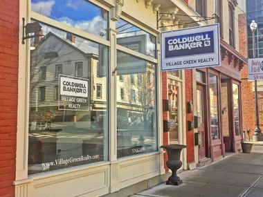 Catskill, NY Office — Coldwell Banker Village Green Realty