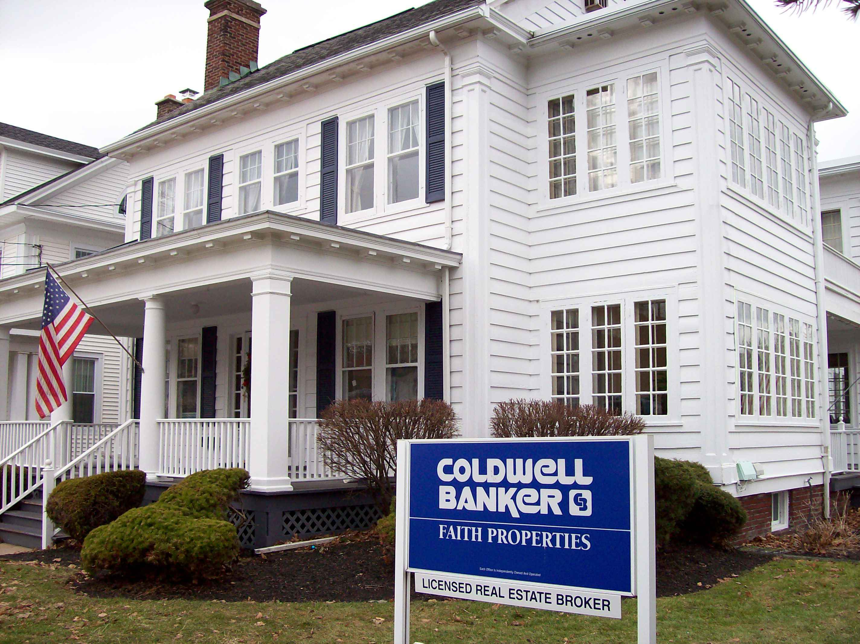 utica ny office — coldwell banker faith properties