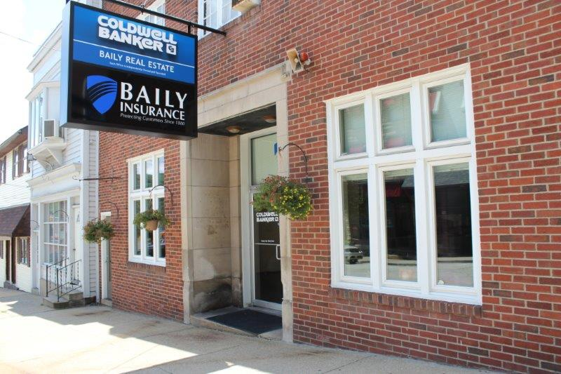 Waynesburg, PA Office — Coldwell Banker Baily Real Estate