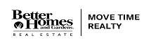 Better Homes and Gardens Real Estate Move Time Realty