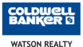 Coldwell Banker Watson Realty