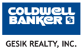 Coldwell Banker Gesik Realty, Inc.