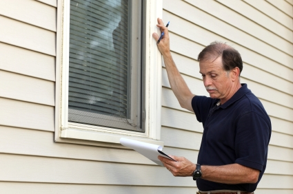 A home inspection is a visual inspection of the structure, and some components of a home