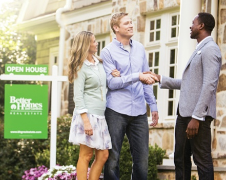 Better Homes and Gardens Real Estate Agent Service