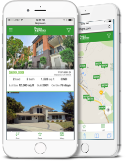 The Better Homes And Gardens Real Estate First Realty Group App